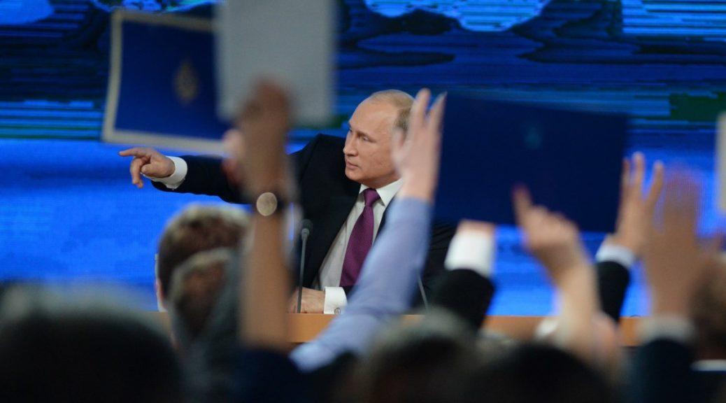 Vladimir Putin Free Russia Foundation